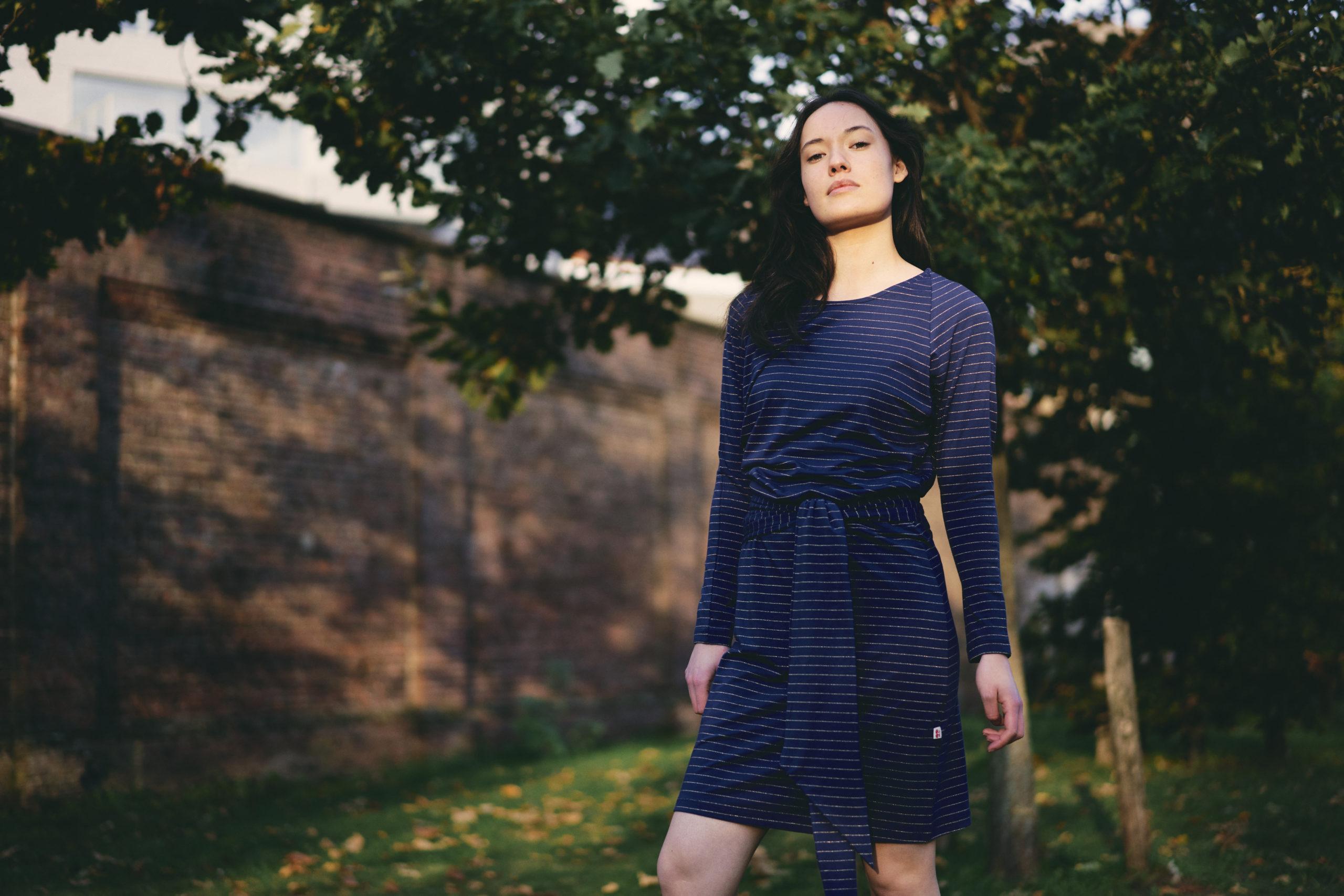 Froy Dind Women AW20 – blue dress